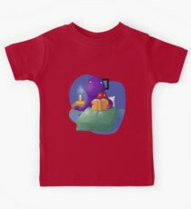 Octopus Family Bedtime Story Kids Clothes
