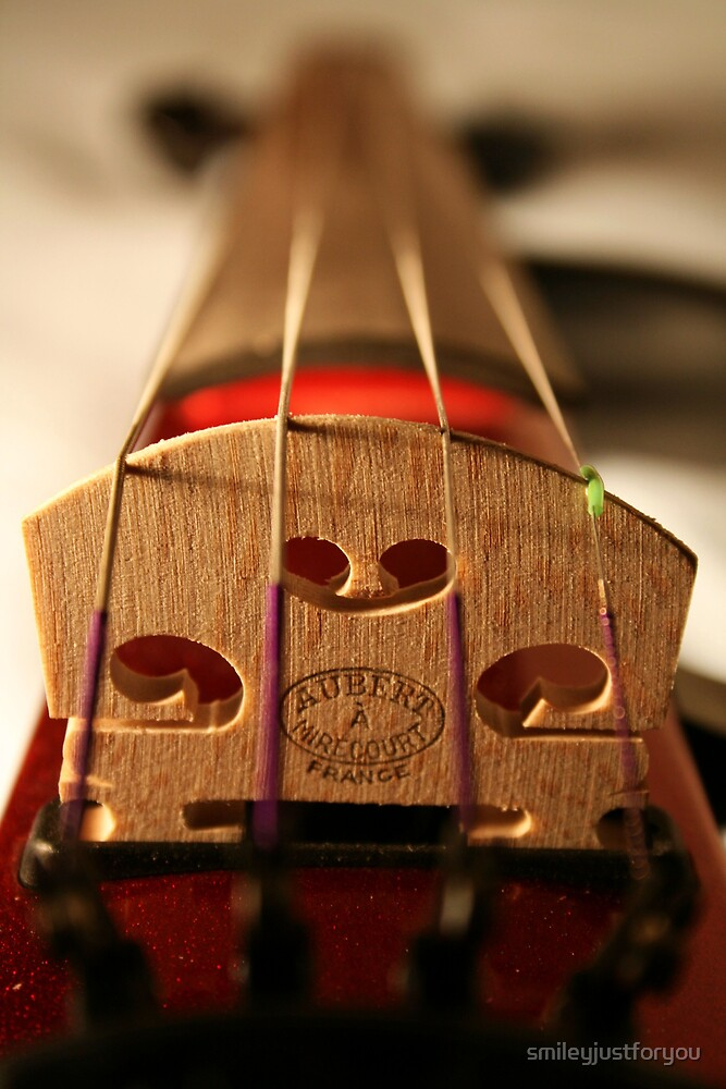 Electric Violin by smileyjustforyou