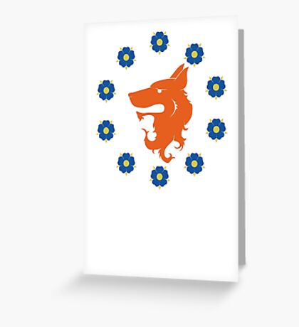 House Florent Greeting Card