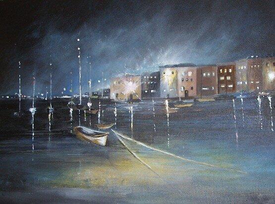 dark harbour by terryjohn2