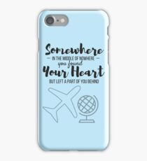 Come From Away iPhone Case/Skin