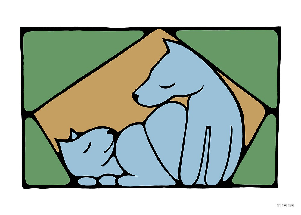 RSPCA: Cat & Dog by Mariana Musa