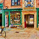 Hairy Fig Cafe in York, Engand by Stuart Row