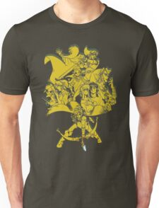Links of Time Unisex T-Shirt