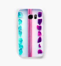broken glass Samsung Galaxy Case/Skin