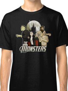 Monsters Assemble Classic T-Shirt