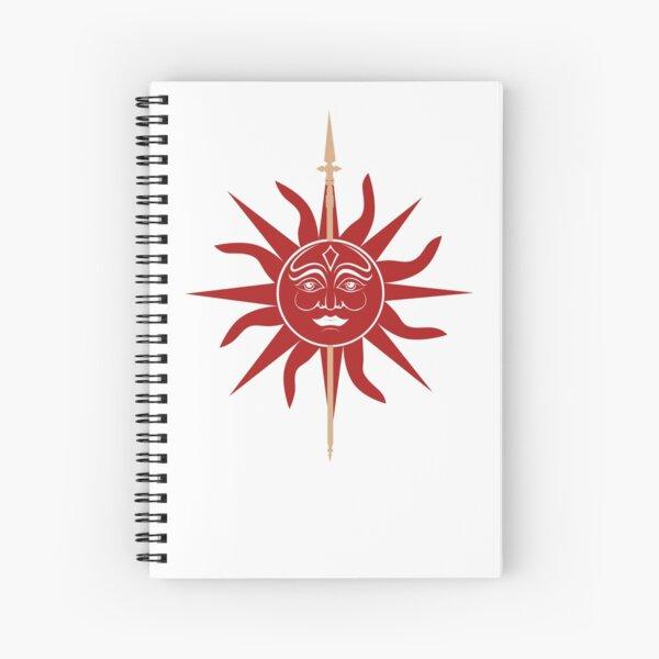 House Martell Spiral Notebook