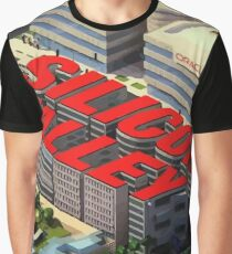 Silicon Valley Graphic T-Shirt