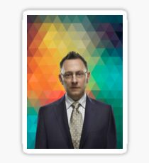 Michael Emerson (Finch, Person of Interest) Sticker