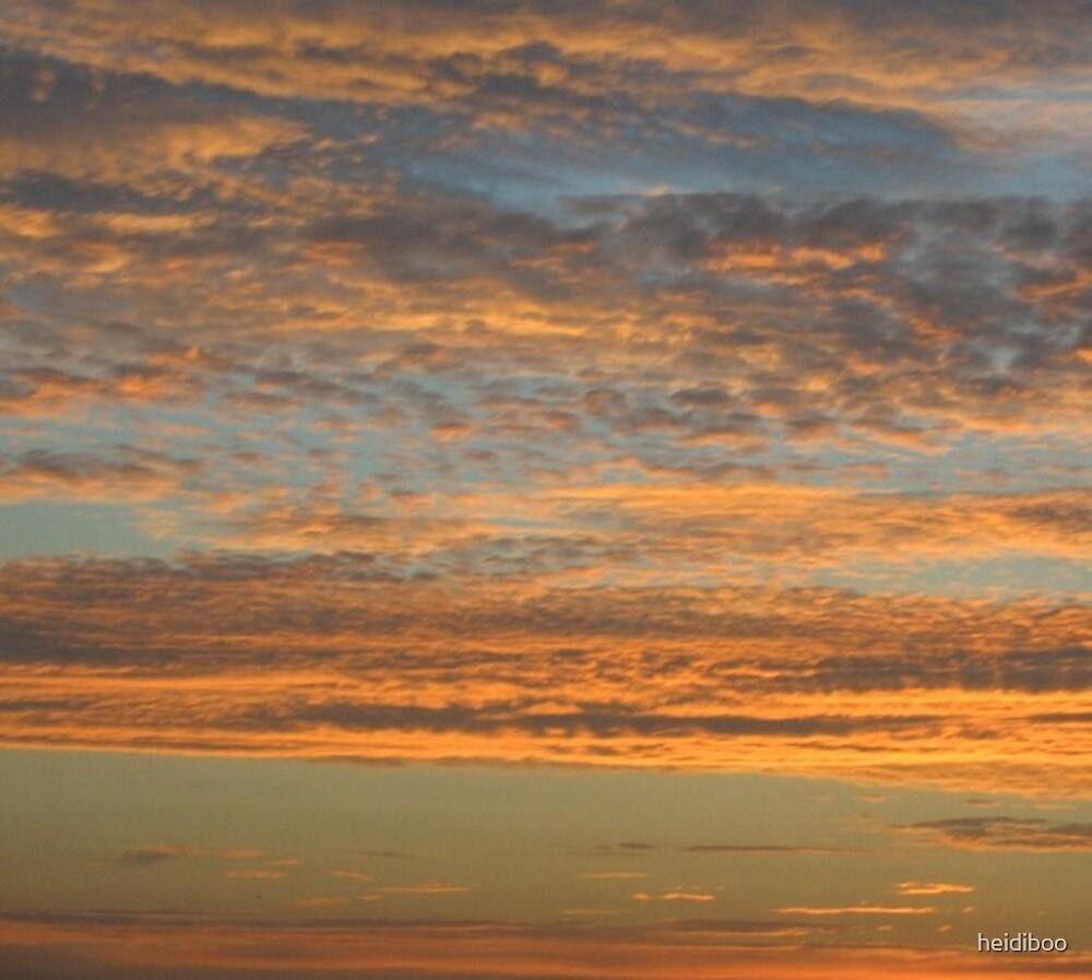 Sunset by heidiboo
