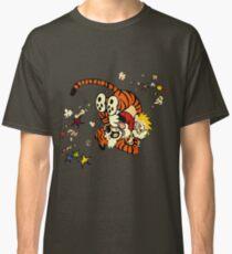 Horseplay - Calvin and Hobbes Classic T-Shirt
