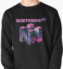 Nintendo 64 Ästhetik Pullover