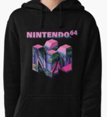 Nintendo 64 Aesthetic Pullover Hoodie