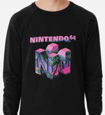 Nintendo 64 Aesthetic Lightweight Sweatshirt