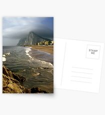 The Rock Postcards