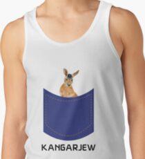 Kangarjew funny & cool T-shirt Tank Top