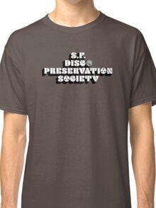 San Francisco Disco Preservation Society Classic T-Shirt