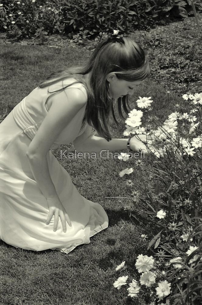 Stop & Smell the Flowers by Kalena Chappell