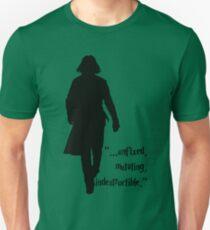 ....unfixed, mutating, indestructible. Unisex T-Shirt
