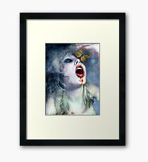 our lonely demise Framed Print