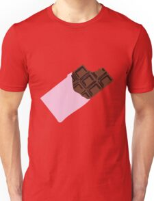 Chocolate Bar Unisex T-Shirt