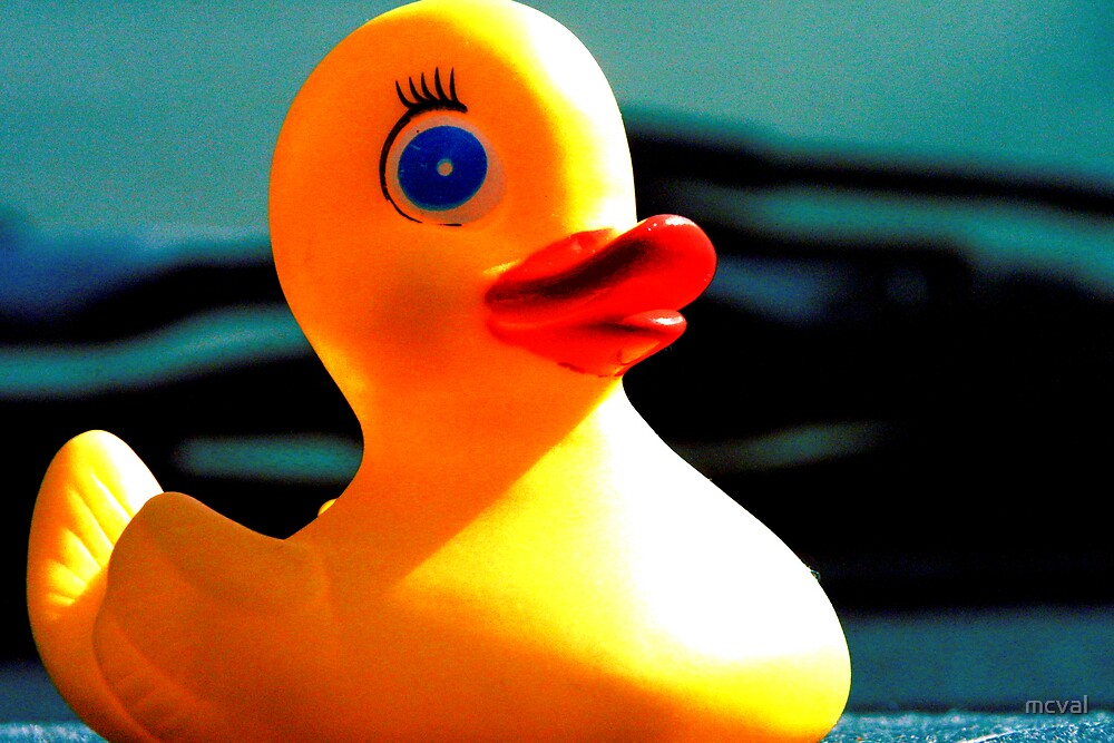 ducky by mcval