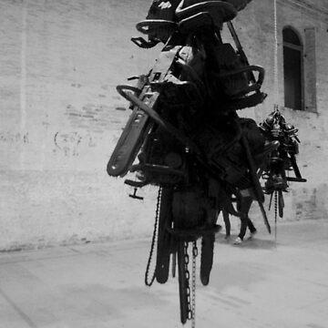 war art by DraganaGajic