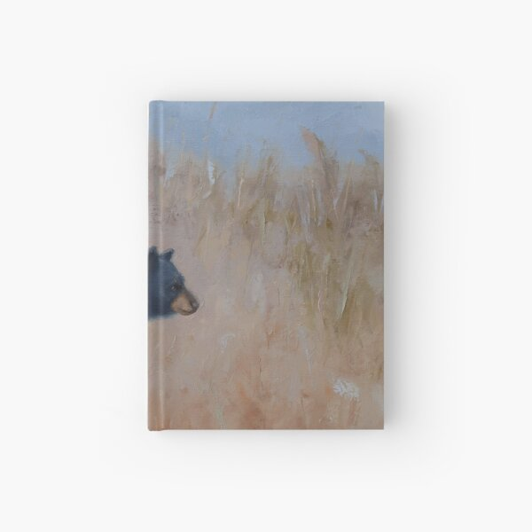 Rear View Hardcover Journal