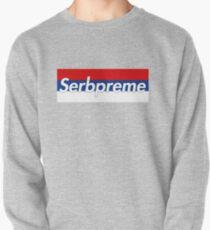 Serbpreme by wapow.  T-Shirt