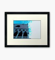 Venezia architecture Framed Print