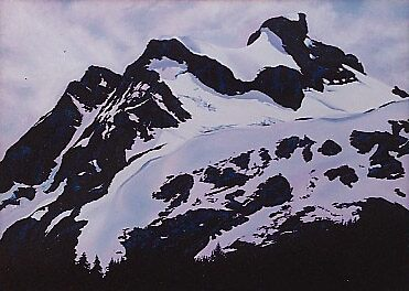 Mount Currie by angel strehlen