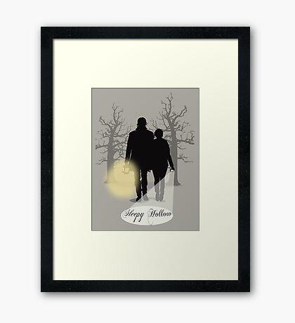 Simply Sleepy Hollow Framed Print