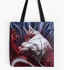 Night of the Jackal Tote Bag