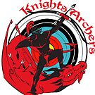 Knights' Archers Emblem, older vers by RebeccaElysium