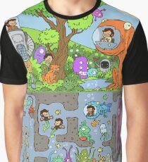 What Lies Beneath Graphic T-Shirt