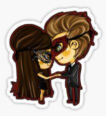 Stefan and Katherine Sticker