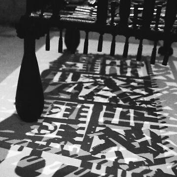 machine shadows by DraganaGajic