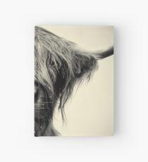 Cuaderno de tapa dura Vaca de montaña