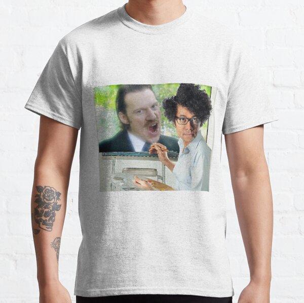 Denholm Moss on canvas Classic T-Shirt