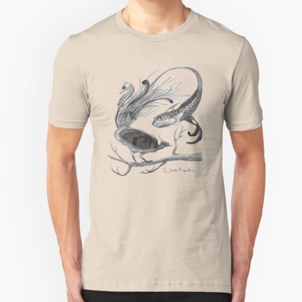 Hybird Slim Fit T-Shirt