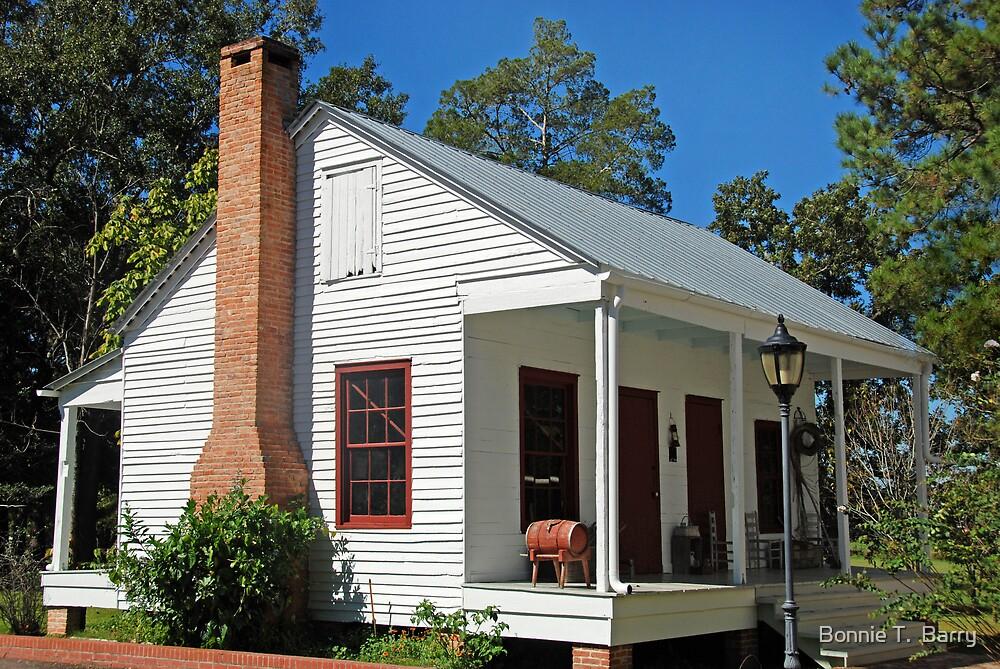Little Cajun Cottage by Bonnie T.  Barry