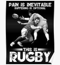 This is Rugby Poster