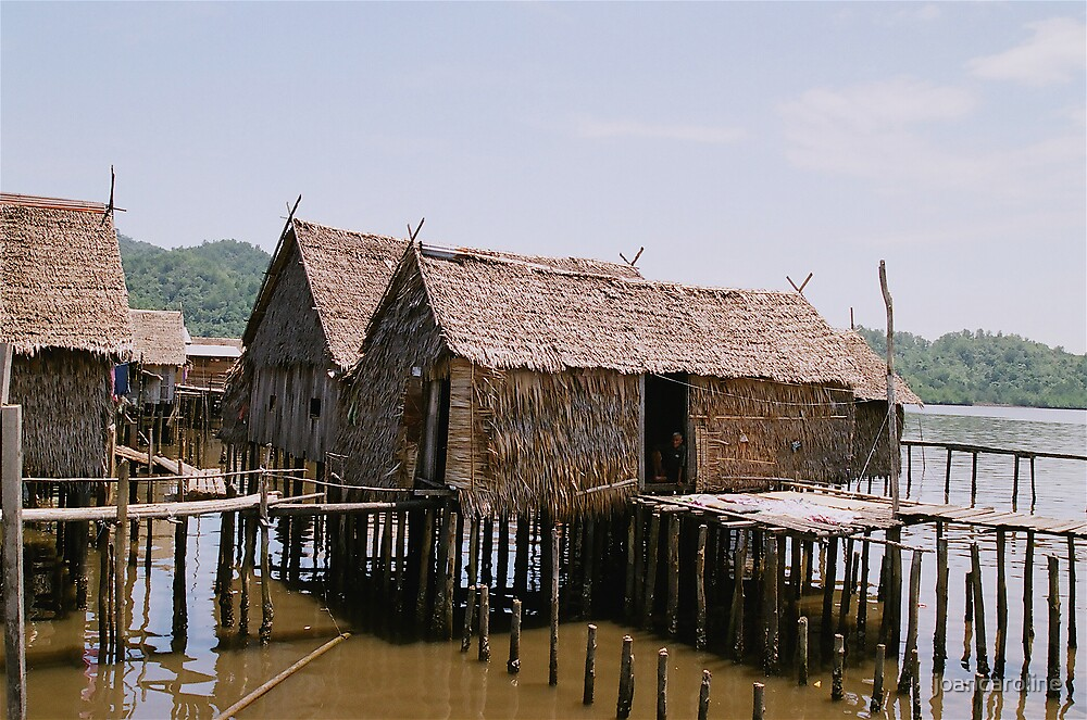 fisherman's village  by joancaroline
