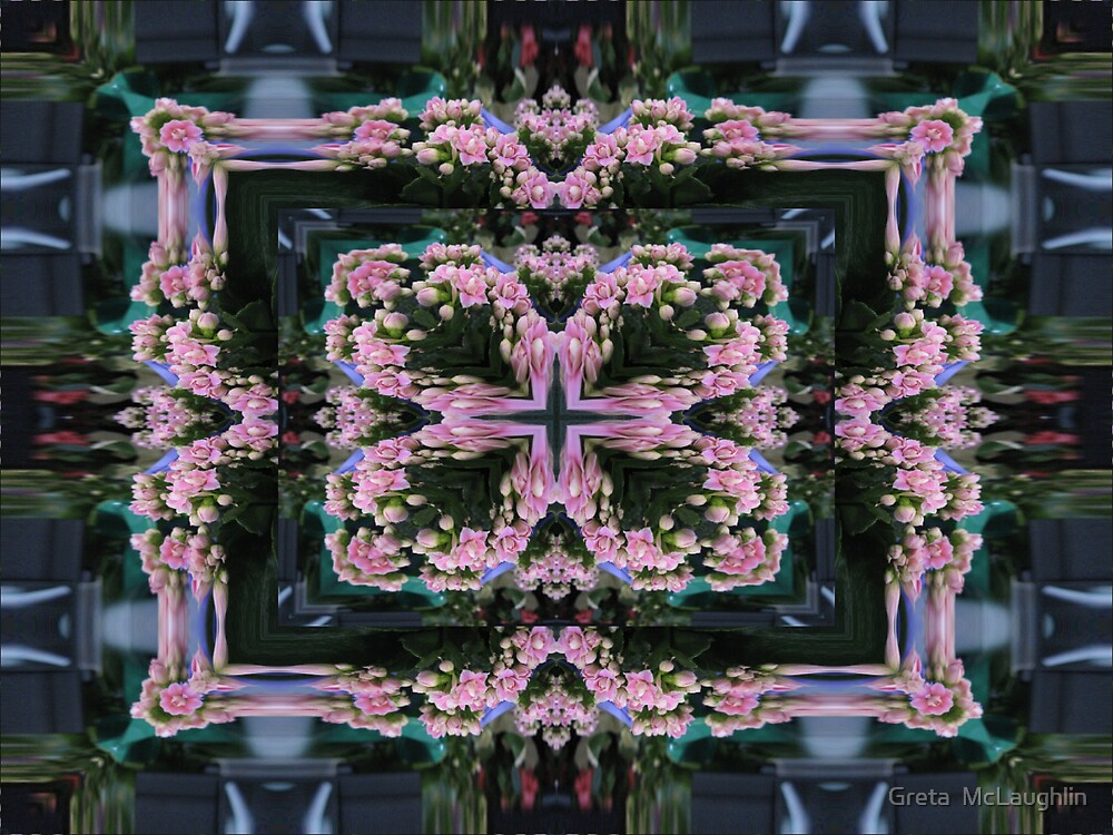 Flower Arrangement. by Greta  McLaughlin