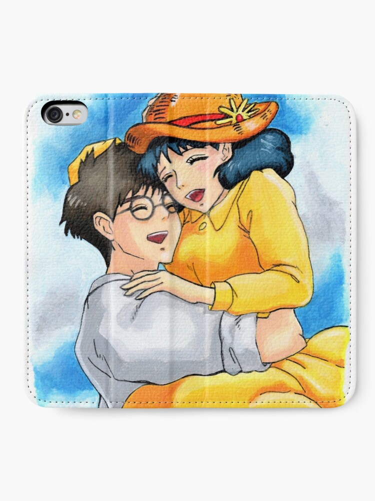 The Wind Rises Iphone Wallet By Xartdreamerx Redbubble