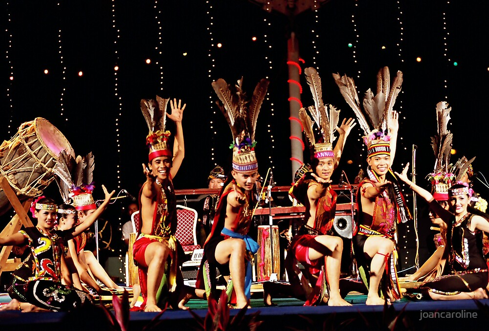 ethnic dance by joancaroline