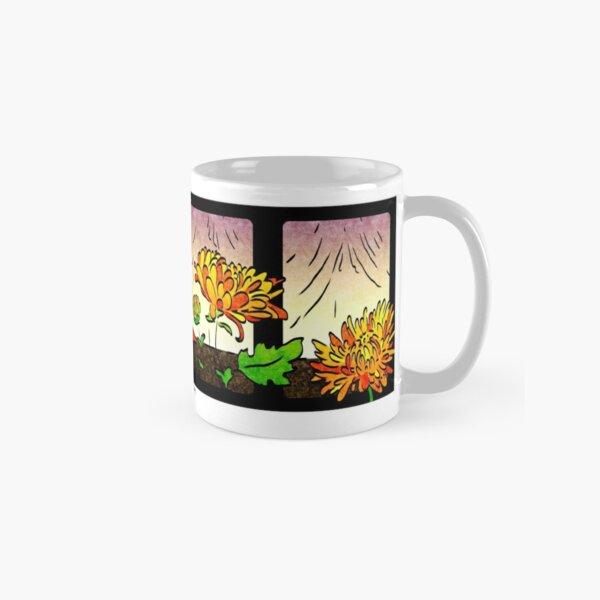Hanami (September Chrysanthemum) Classic Mug