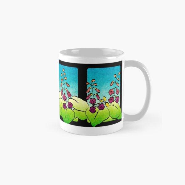 Hanami (December Paulownia) Classic Mug