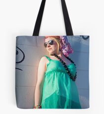fashion 2 Tote Bag