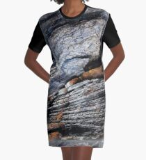 Welsh Rocks 2  Graphic T-Shirt Dress